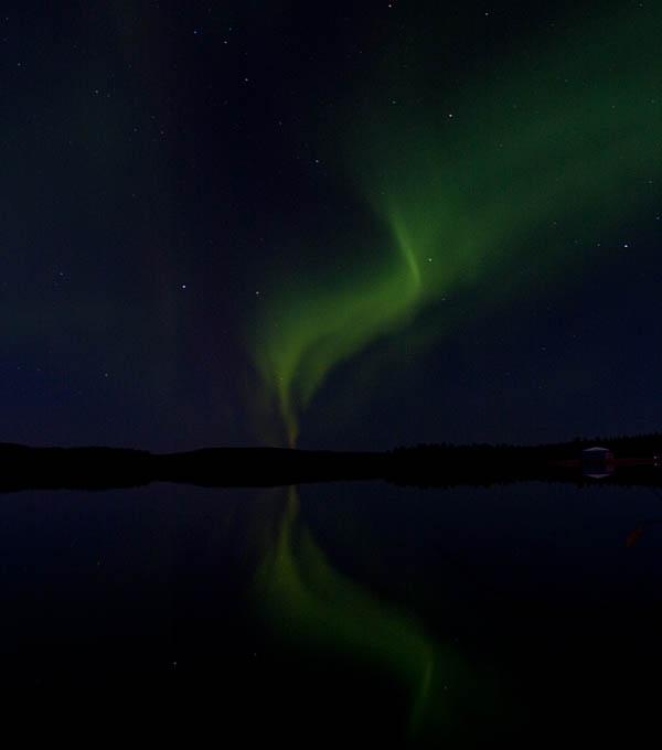 Norrsken_lappland
