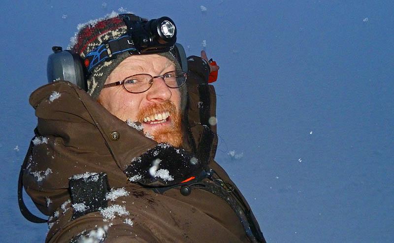Snöfall_lappland