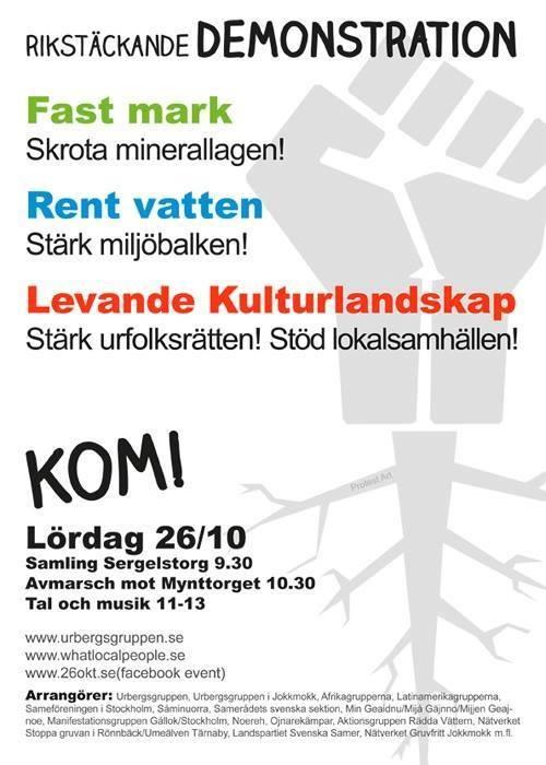 Manifestation_mot_gruvboomen_2013