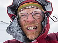 Porträtt av Matti Holmgren.